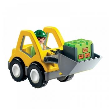 Playmobil 1-2-3 Φορτωτής (6775)