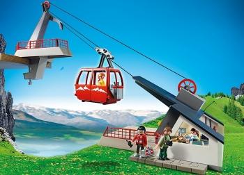 Playmobil Τελεφερίκ στις Άλπεις (5426)
