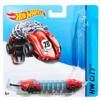Mattel Hot Wheels Σκουλήκια (BBY78)
