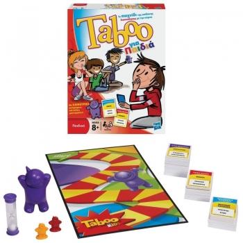 Επιτραπέζιο Παιχνιδι Taboo Junior (14334)