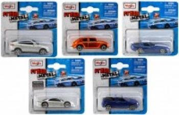 MAISTO FRESH METAL DREAM CARS NO1 1:64 ASST
