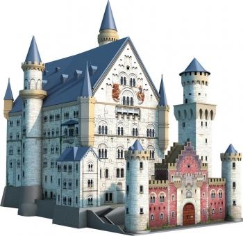 3d Puzzle Maxi 216 Τεμ. Κάστρο Neuschwanstein
