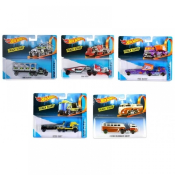 Hot Wheels Νταλίκες 10 Σχέδια 1 Τεμάχιο Mattel (BFM60)