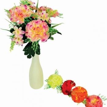 Μπουκέτο Πλαστικά Λουλουδια