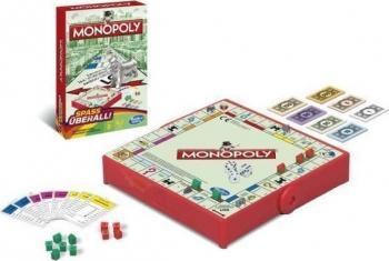 Επιτραπέζιο Monopoly Grab & Go