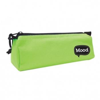 Κασετίνα Πράσινο Φωσφόριζε 21x7x7 Mood Chrome