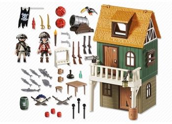 Playmobil Super 4 – Η Ρούμπι & Το Σπίτι της (4796)