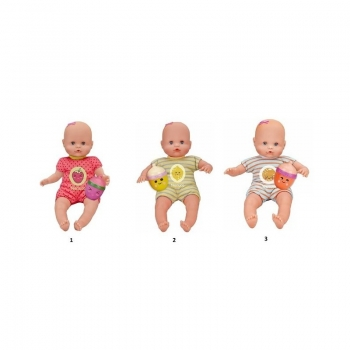 Nenuco Μαλακό Μωρό Σε 3 Σχέδια