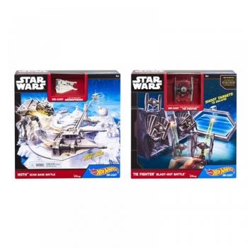 Hot Wheels Star Wars Διαστημικός Σταθμός (cgn33)