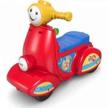 Fisher Price Laugh & Learn Εκπαιδευτικό Scooter Smart Stages Mattel (DHN78)