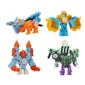 Hasbro Transformers Rid Minicon Weaponizer - 4 Σχέδια