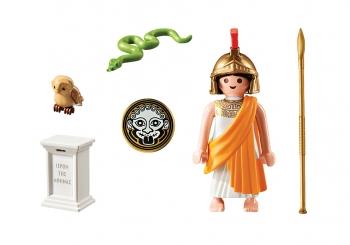 Playmobil History Θεά Αθηνά