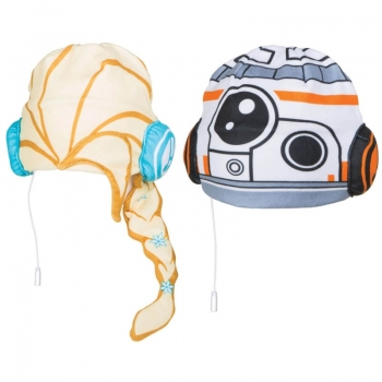 Disney Headphone Hats Disney Frozen, Star Wars - 2 σχέδια