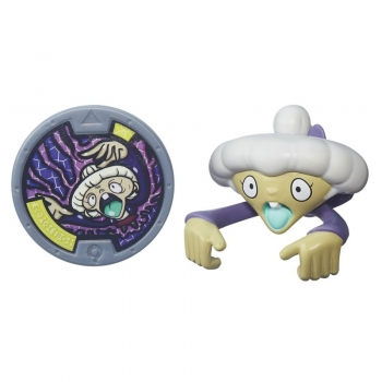 Hasbro Yo-Kai Medal Moments Figure And Medal