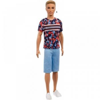 Barbie Κούκλα & Οι Φίλες Της-Ken & Ryan - 6 Σχέδια (DWK44)