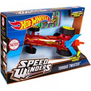 Hot Wheels Speed Winders Οχήματα 2 Σχέδια Mattel (DPB63)