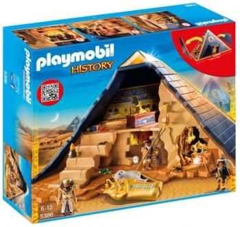 Playmobil Πυραμίδα Του Φαραώ (5386)