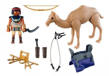 Playmobil Αιγύπτιος Πολεμιστής με Καμήλα