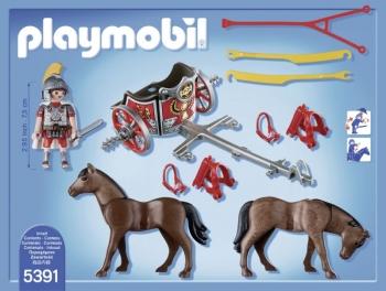 Playmobil Ρωμαϊκό Άρμα (5391)