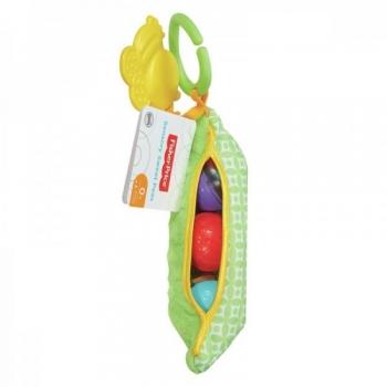 Fisher Price Κουδουνίστρα Μπιζέλια Mattel (DRD79)