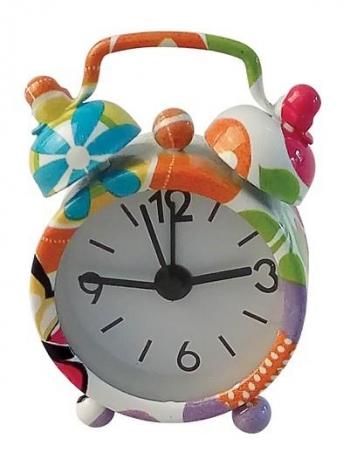 Ρολόι Ξυπνητήρι Tesoro 4x2x6