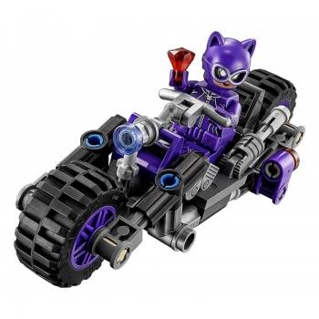 Lego Batman The Movie: Catwoman Catcycle Chase - Καταδίωξη Της Κάτγουμαν(70902)