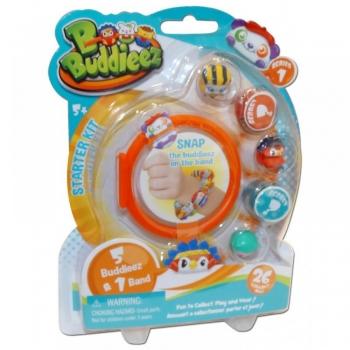 Bbuddieez Blister Με 3 Φιγούρες Real Fun Toys (15.15003)