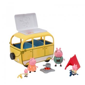 Peppa Pig Όχημα Για Κάμπινγκ Της Πέππα Giochi Preziosi