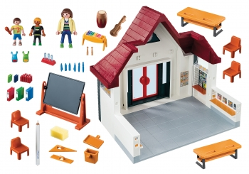 Playmobil City Life Βαλιτσάκι - Σχολείο