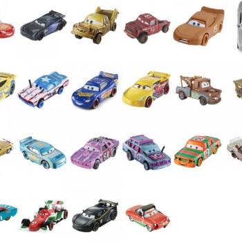 Cars 3 Αυτοκινητάκια - 22 Σχέδια Mattel (DXV29)