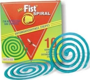 Mr. Fist Spiral 10 Σπείρες