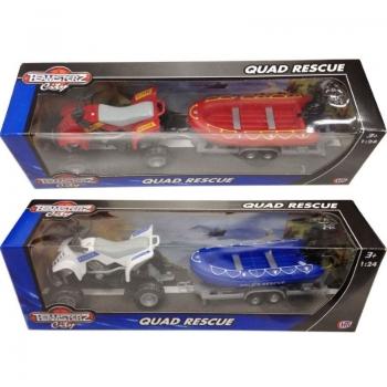 Teamsterz Οχήματα Quad Rescue - 2 Σχέδια