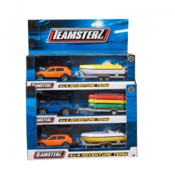 Teamsterz Οχήματα 4Χ4 Adventure Team - 3 Σχέδια