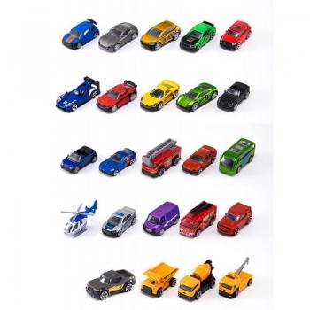 Teamsterz Αυτοκίνητο 1:64 Die-Cast Mono - Διάφορα Σχέδια