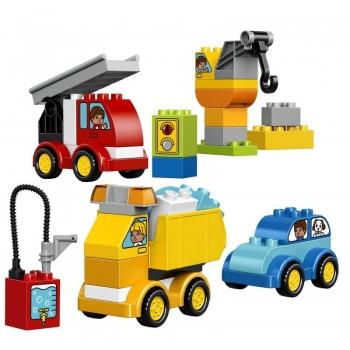 10816  LEGO Duplo My First Cars and Trucks - Τα Πρώτα Μου Αυτοκίνητα Και Φορτηγά