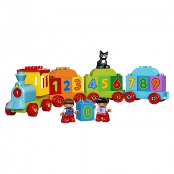 10847 LEGO Duplo Number Train - Τρένο με Αριθμούς
