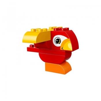 10852 Lego Duplo My First Bird - Το Πρώτο Μου Παπαγαλάκι