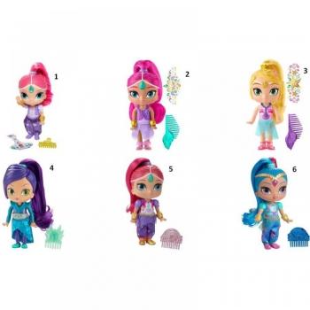 Shimmer and Shine Κούκλα 6 Σχέδια 1 Tεμάχιο Mattel (DLH55)