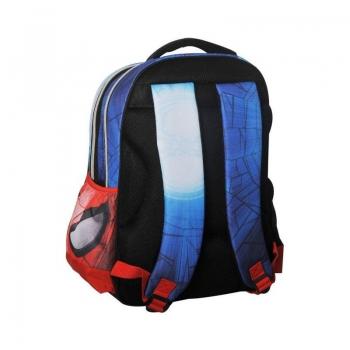 GIM Τσάντα Δημοτικού Οβάλ Spiderman Sinister