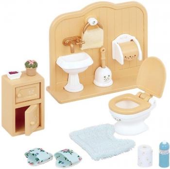 Sylvanian Families: Toilet Set