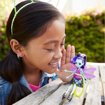 Mattel Monster High Νεράιδες Του Δάσους Φτερωτά Πλάσματα Wingrid FCV47 / FCV48