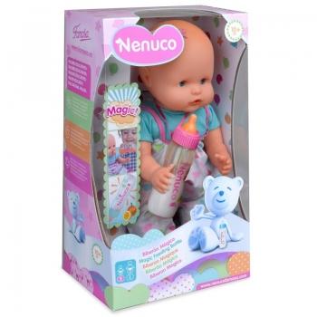 Nenuco Κούκλα Με Μαγικό Μπιμπερό