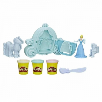 Hasbro Play-Doh Disney Σταχτοπούτα Σετ