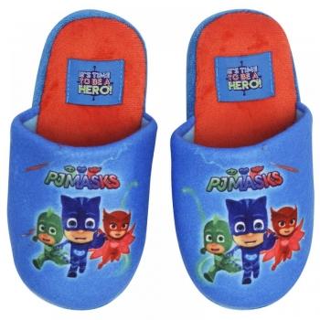 Παντόφλες Παιδικές Χειμερινές PJ Masks 2 Χρώματα (PJ93003)