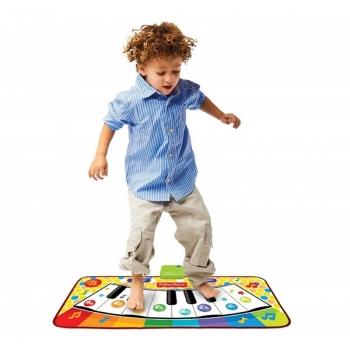 Fisher-Price Μουσικό Χαλί Dancing Tunes Music Mat (KFP6092)