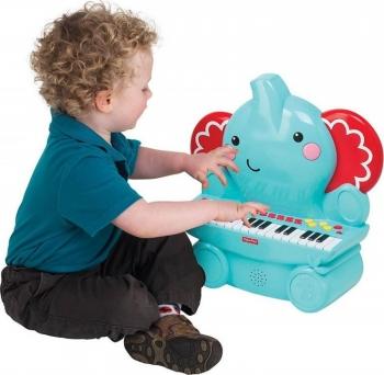Fisher Price Πιάνο Ελεφαντάκι