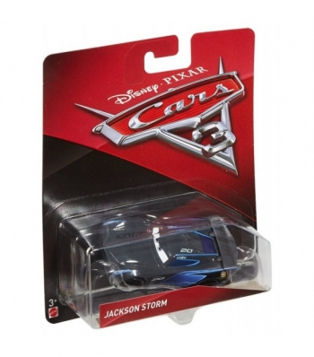 Mattel Cars 3: Jackson Storm Vehicle