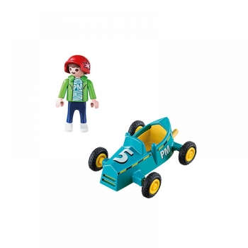 Playmobil Special Plus Αγοράκι Με Go-Kart (5382)