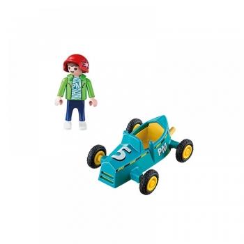 Playmobil Special Plus Αγοράκι Με Go-Kart (5382)