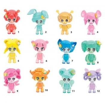 Glimmies Rainbow Friends Κούκλα - 12 Σχέδια